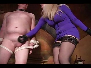 Whipping and cropping by mistress