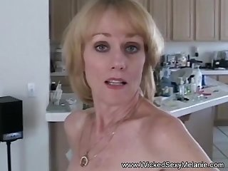 Milf wants some cum