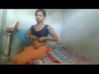 desi indian bhabhi showing to her husband