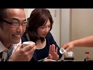 Japanese drunk Wife get forced by 2 husband friends full shortina com owm2y