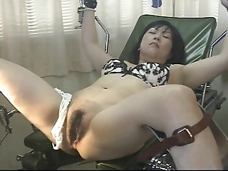 Japanese gynecologist doctor private video