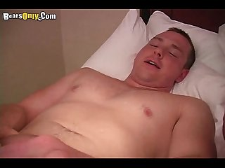 Cumming inside my ass