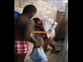 jamaican Men Caught Banging Someone�s Wife