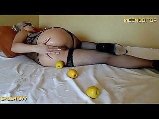big anal & apples