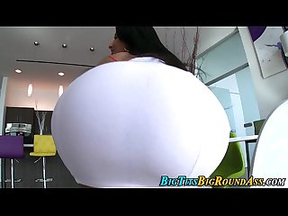 Busty latina analized pov