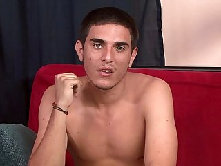 Str8 Latino hunts pussy with bro