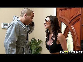 Kendra lust deep throat blowjob xander corvus cock