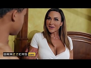 Mommy Got Boobs - (Aubrey Black, Lil D) - Its Okay Youre Just A Grower - Brazzers