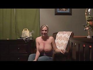 Breast milk pumping again