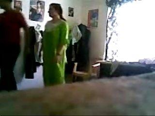 Pakistani couple sex scandal