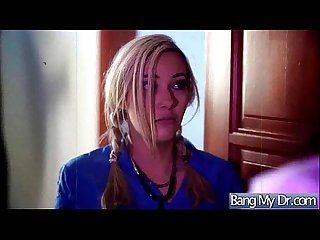 Horny patient Anna polina get sex from doctor movie 03
