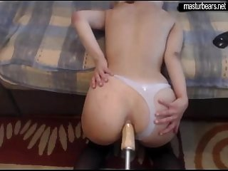 Anal use of my dildo machine