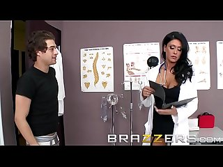 Doctors adventure dirty Doctor jessica jaymes take up the stethoscope and fucks brazzers