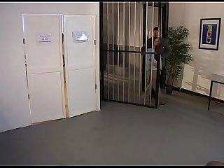 Hardcore fuck in jail german porn stars
