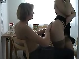 Amatour mom son sex in hotel