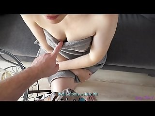 Step Sister Turn Into a Little Whore With Her Brother