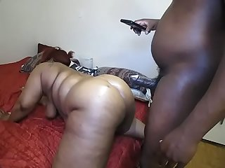 MY AUNT SAID FUCK HER PUSSY FIRST THEN FUCK AND CUM IN HER ASS