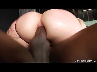 Dahliah sky first interracial anal scene