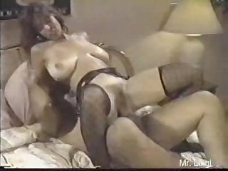 Classic porn ron jeremy and christy canyon