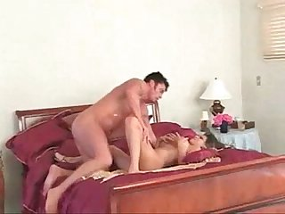 DD hottie Teri Weigel takes on hardcore Cheyne