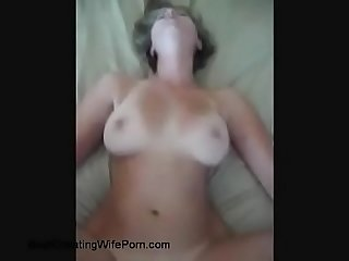 Cheating Wife Fucking on a Business Trip - See complete at bestcheatingwifeporn.com