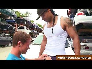 Thung hunter black gay porn movie08