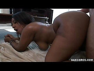 Layla Monroe (Beautiful Big Ebony Ass)
