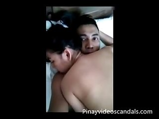 Pinay Teen Sarap sa Kantutan with BF - watch more on Pinayvideoscandals.com