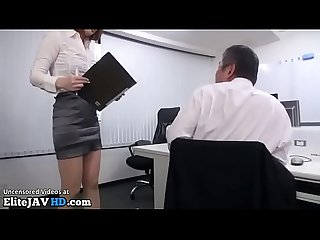 Japanese teacher educates old pervert man