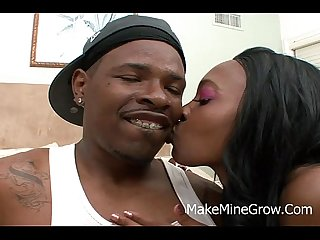 Anita peida hot ebony fucked hard and got cum