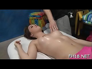 In nature s garb body massage