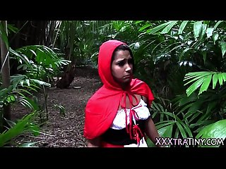 Little riding hood fucked