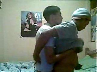 Chicos Gays tienen Sexo en casa