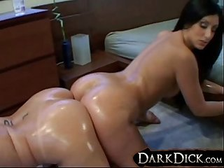 Luscious lopez and sara jay interracial fucking