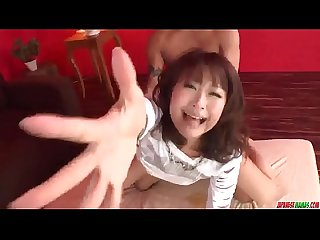 Maika amazing Milf sex with two younger males more at japanesemamas period com