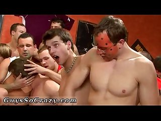 Group sex black and white gay porn sex movie full length watch as
