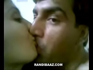 Indian housewife with noida bank manager satisfying him for loan
