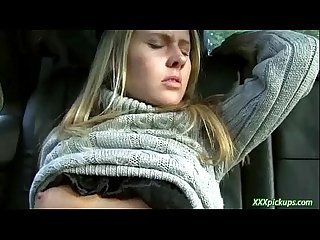 Public Pickups - Czech Sexy Teen Fucks For Cash In The Street 30