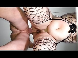 wife fucked from behind,huge swinging tits and creampie 4b - Pumhot.com