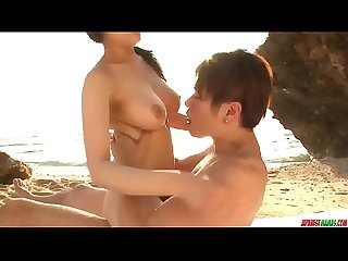 Heavy outdoor sex with Asian milf Kyouko Maki - More at Japanesemamas.com