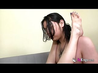Ana teaches son S friend how to fuck