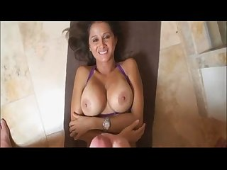 sexy brunette milf from HotWifeRio