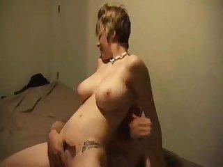 Homemade anal sex pt 2