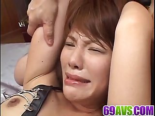 Sexy with appealing asian milf sara nakamura