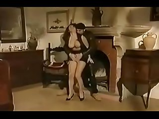 Vintage movie forced fuck