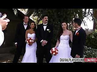 Digitalplayground Wedding belles scene 2 casey calvert brandon ashton