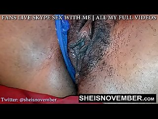SEXY HAIRY YOUNG PUSSY TEEN SPREADING LEGS WIDE OPEN FOR SQUIRTING ORGASM 0 POV