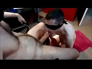 Twink friend sucks my cock and I cum in his fucking mouth
