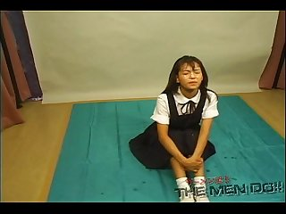 Bukkake Highschool Lesson 7 4/4 Japanese uncensored blowjob