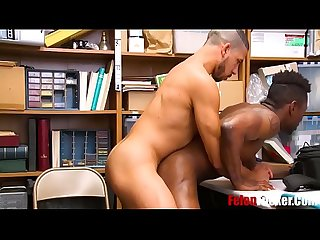 Black Teen Fucked By Gay Horny Cop